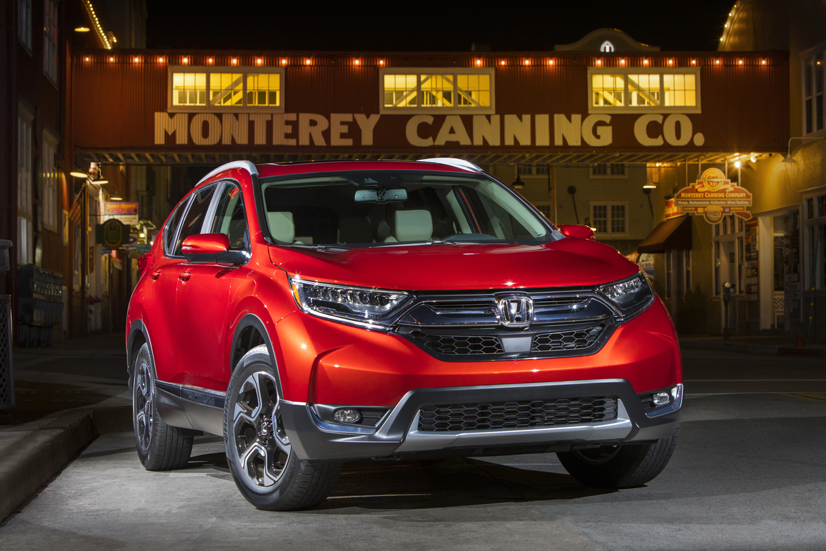 2018 Honda CR V 003