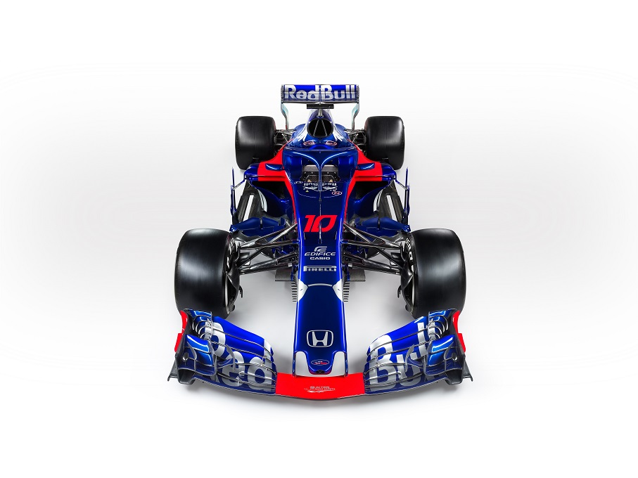 126263 Red Bull Toro Rosso Honda Unveils The STR13