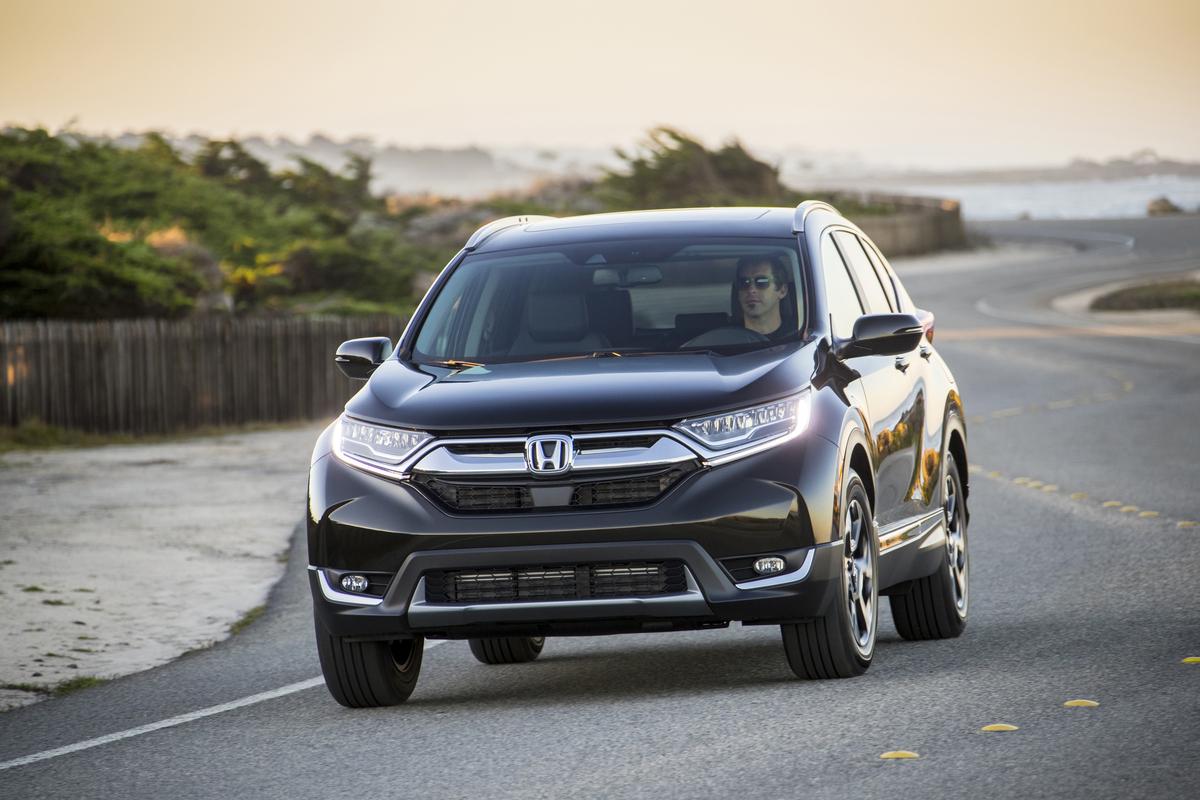 2018 Honda CR V 136