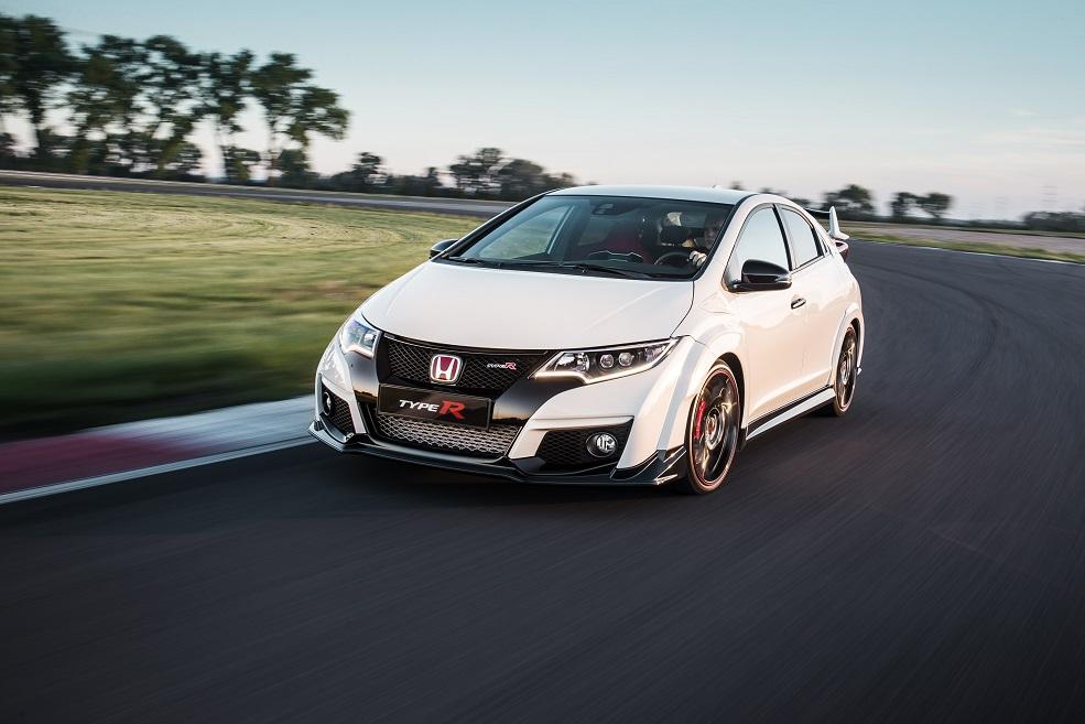 55413 2015 Honda Civic Type R 1