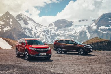 134671 2018 Honda CR V VTEC TURBO Petrol 384x256