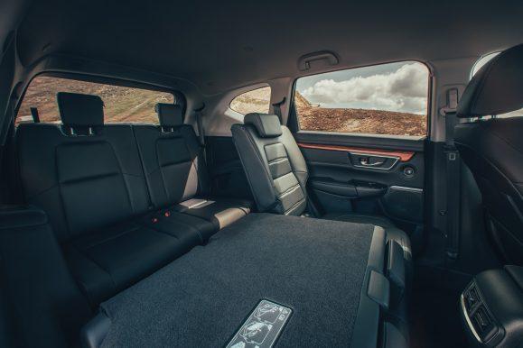 134738 2018 Honda CR V VTEC TURBO Petrol 579x386