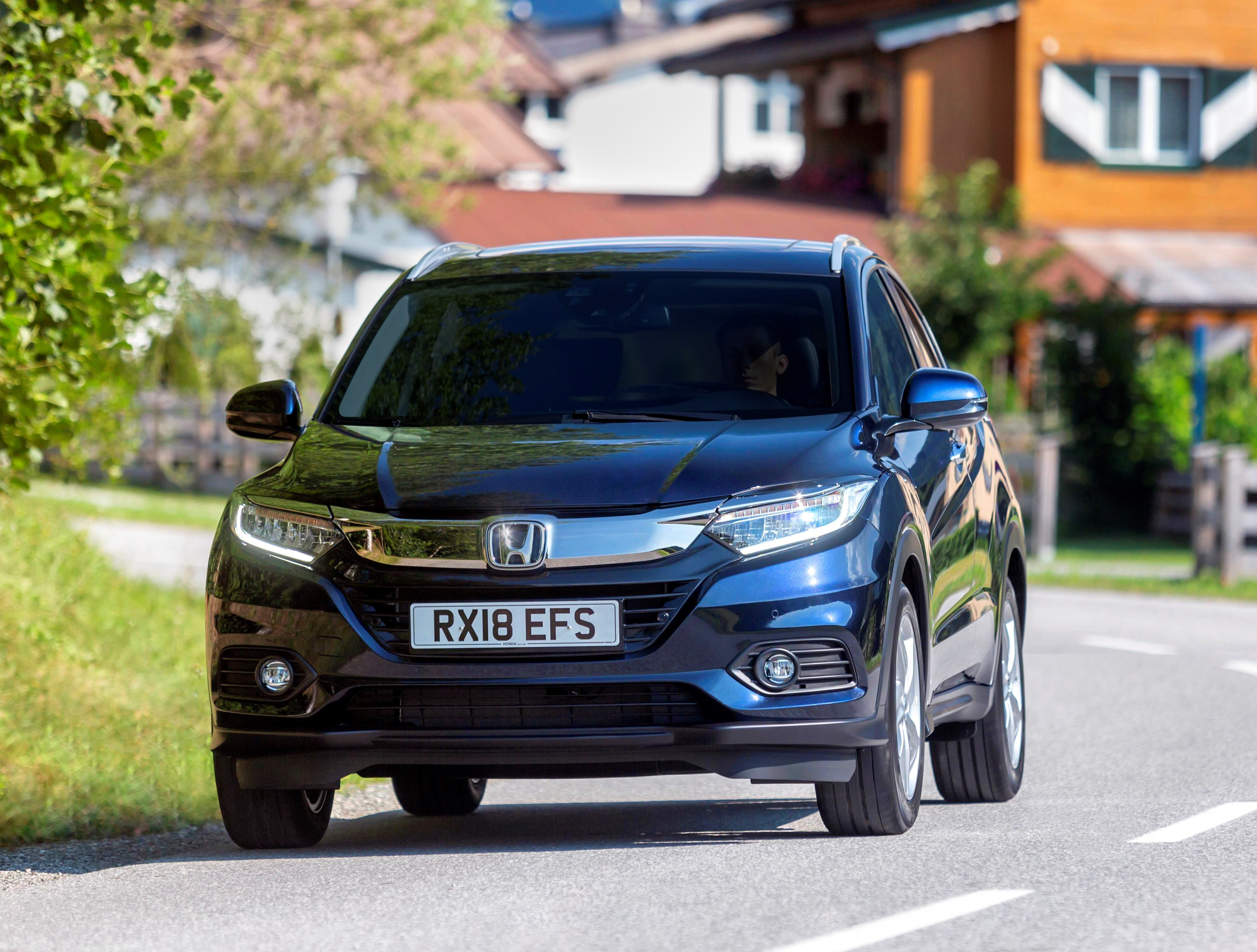 151492 Honda Reveals Most Sophisticated HR V Ever With Refreshed Styling And