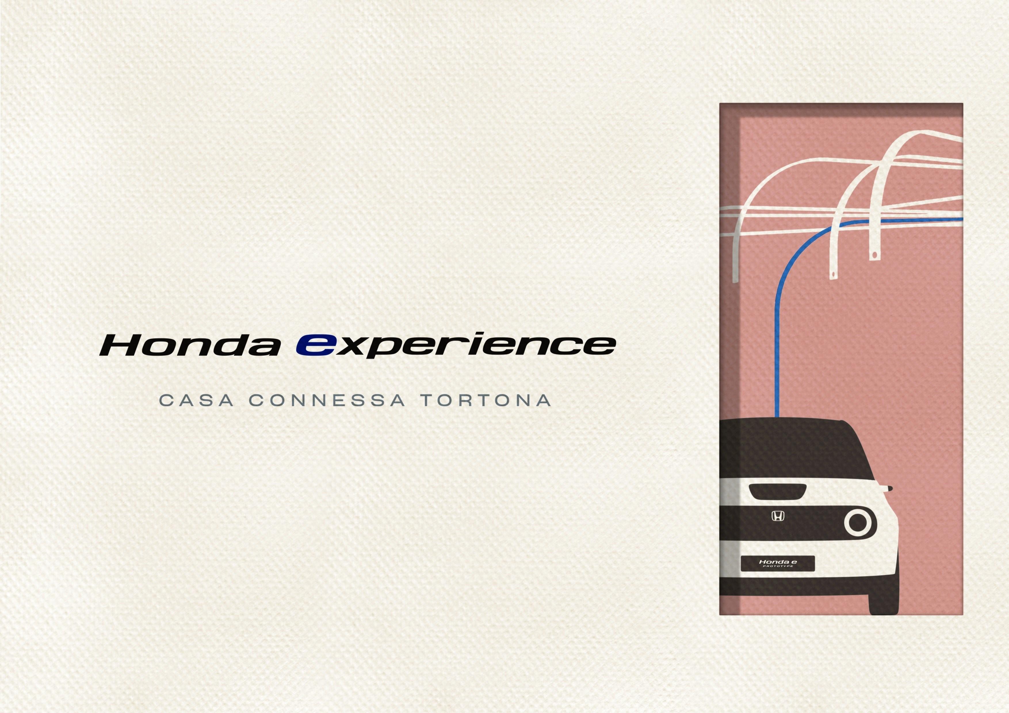 163003 Honda Announces Presence At Milan Design Week Featuring The Honda E