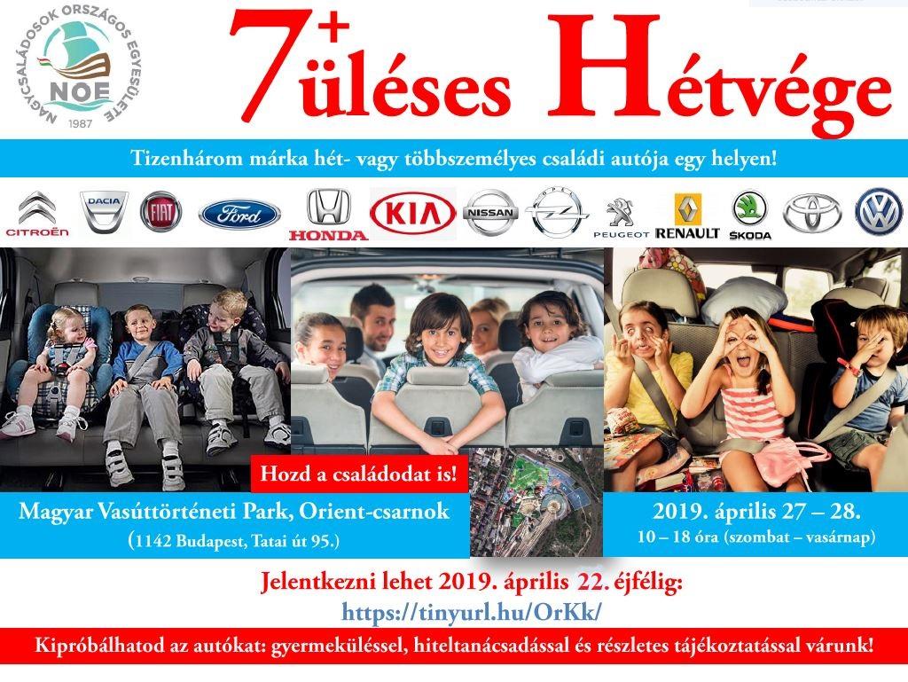7 üléses Hétvége Plakát ÚJ