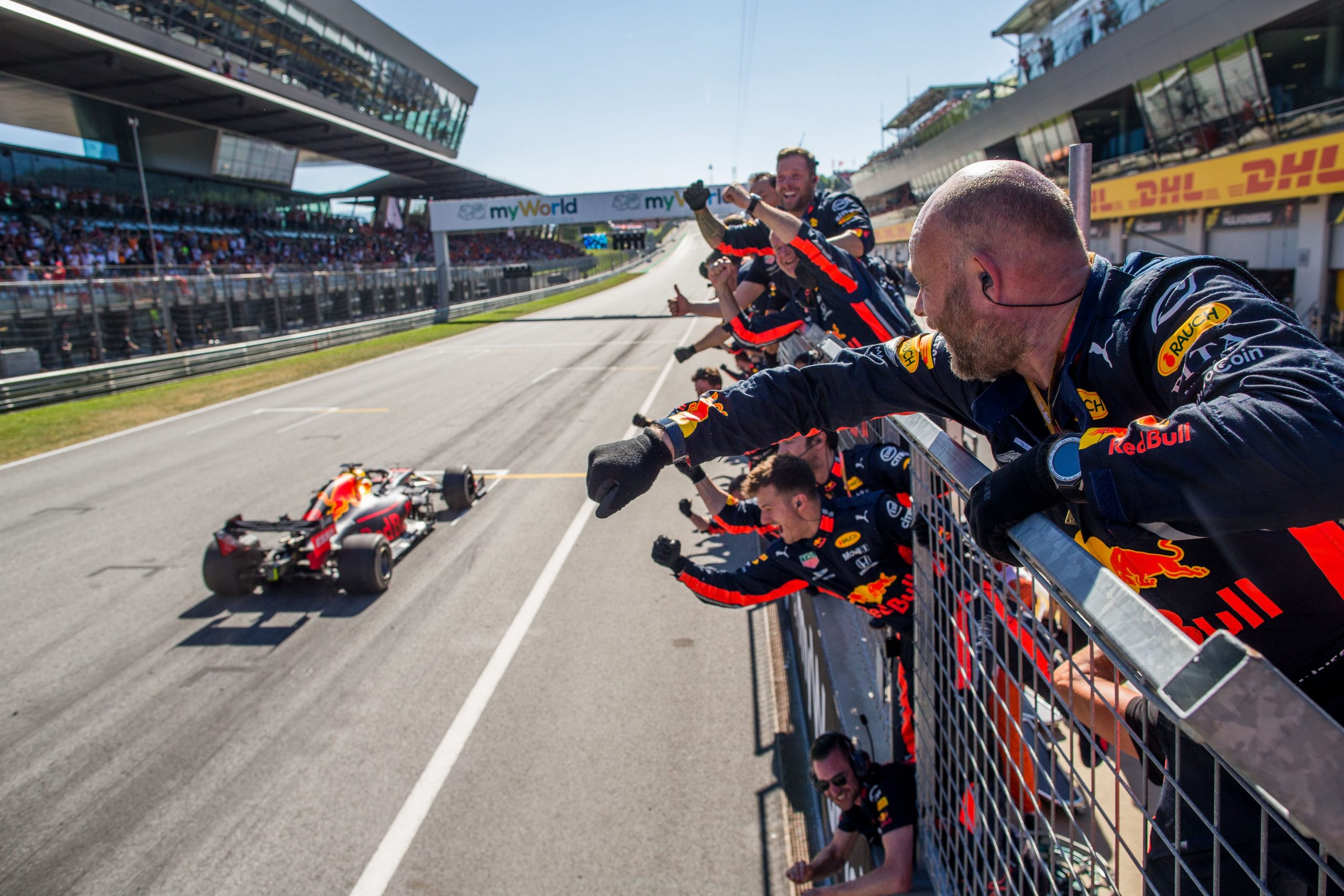 185226 Formula 1 2019 Round Nine   Red Bull Ring Austria Scaled