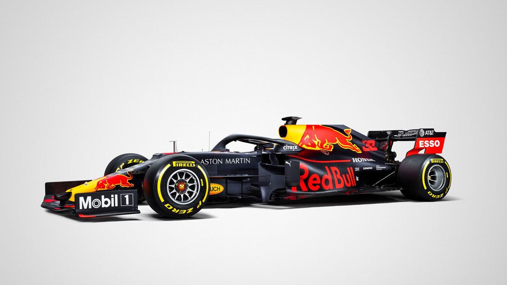 F1 2019 New Cars