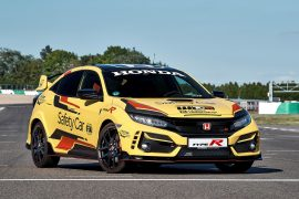 303937 Honda Civic Type R Limited Edition Is The 2020 WTCR Official Safety Car 270x180