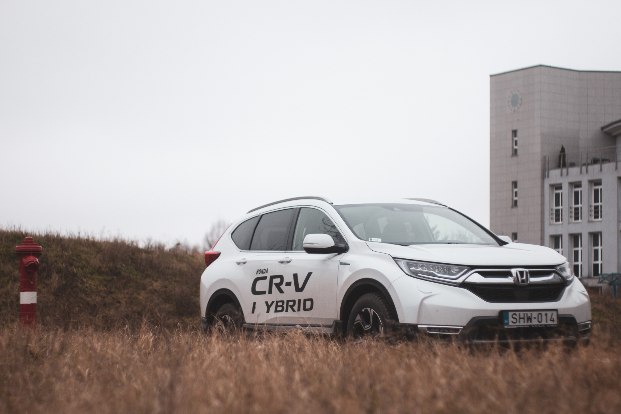 Honda CR-V Hybrid – A tökéletes kompromisszummentes!