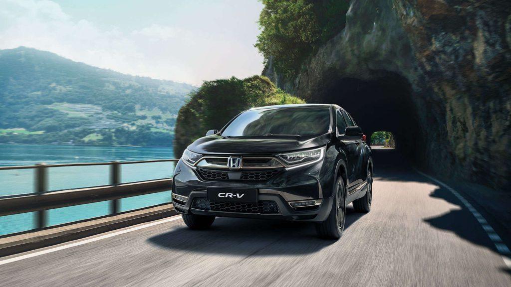 Honda CR-V Hibrid Sport Line 4WD cbp