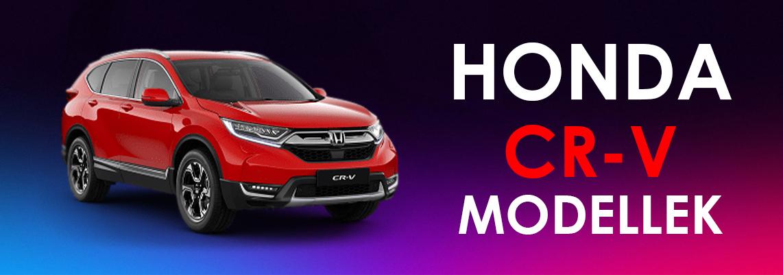 Honda CR V Modellek Hosszu