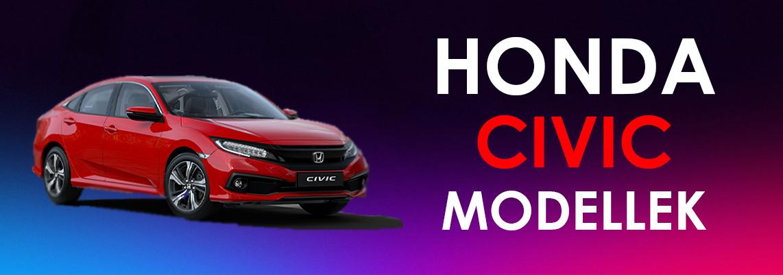 Honda Civic Modellek Hosszu
