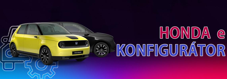 Honda E Konfig