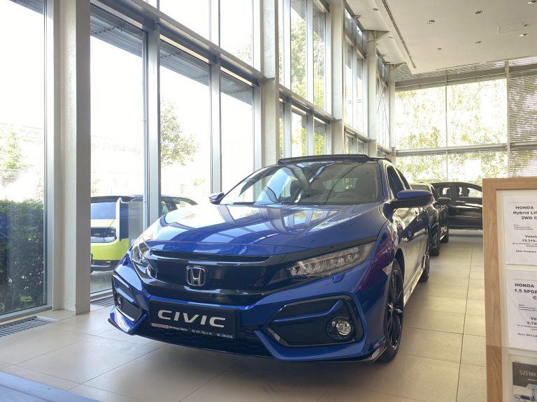 Honda Civic 1.5 Sport Plus CVT bsb