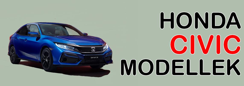Honda Civic Modellek Hosszu 2