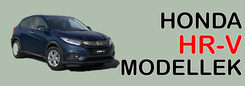 Honda HR V Modellek Hosszu 2