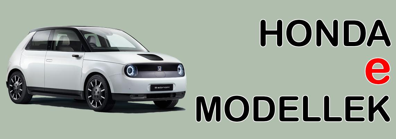 Honda E Modellek Hosszu 2